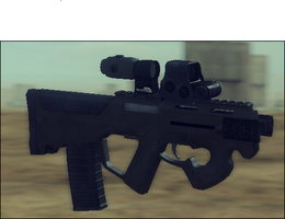 Red dawn weapon