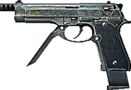 Red dawn weapons 93R