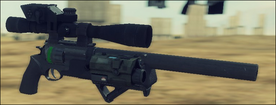 Red dawn weapons revolver SR