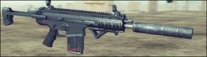 Red dawn weapons mk17
