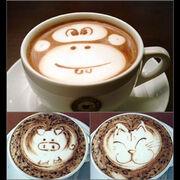 Latte-Art 1