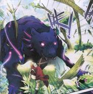 Haeru Panther form