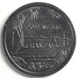 CFP 1 Franc