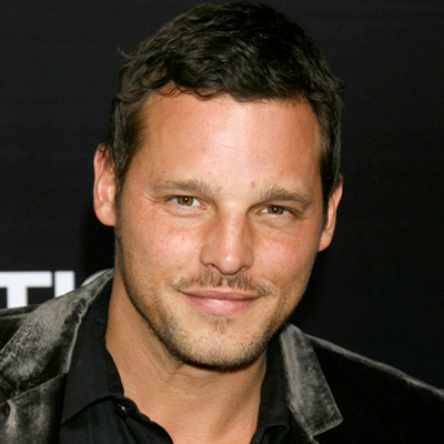 justin chambers and family