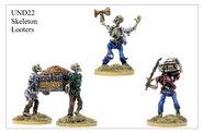 UND22 Skeleton Looters