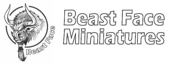 Beast Face logo