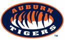 Auburn Tigers Alternate Logo 2