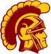 NCAA-USC-Pac12-Trojans Helmet Logo-447px