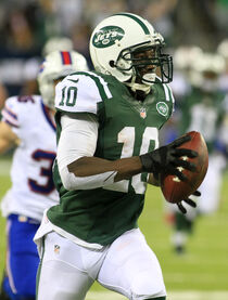 Santonio Holmes (Jets)