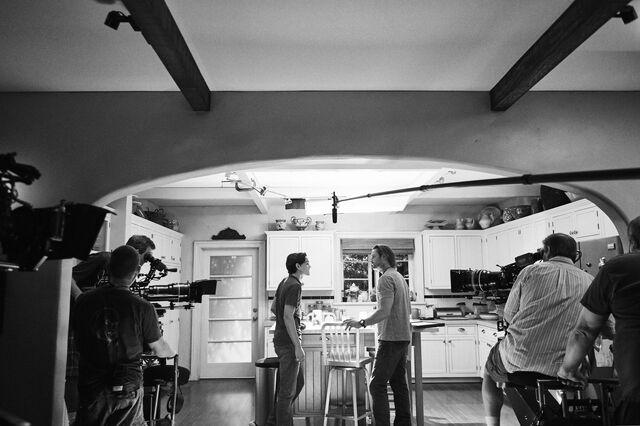 File:Josh Holloway as Will Bowman and Alex Neustaedter as Abraham Bowman-1.jpg