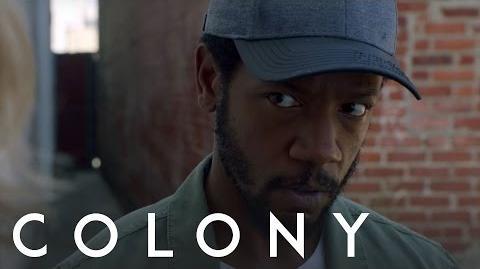 Colony Season 2 Tory Kittles