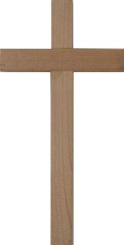 File:Wooden cross.jpg