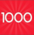 1000 levels achievement icon (Android)
