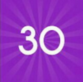 30 characters achievement icon (Android).png