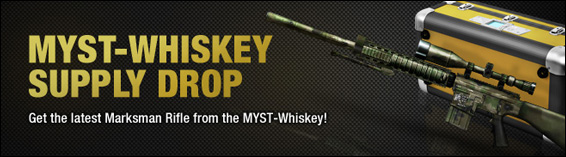 Supply Crate MYST-Whiskey