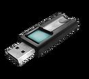 Grey HiSec Key
