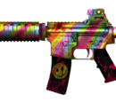 M4A1 Concentric World