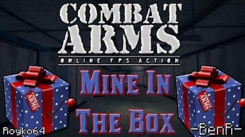 Combat Arms - Mine In The Box Gameplay and Commentary Royko