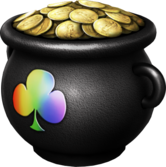 Pot of Gold HiSec Case High Resolution