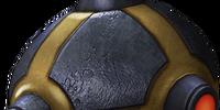 Elite Powered Suit Helmet