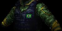 Brazilian Recon Vest
