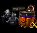 Halloween Bank Robbery Package