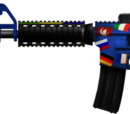 Global M4A1 SOPMOD (event)