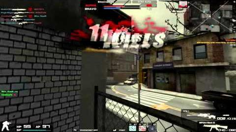 Combat Arms Mp5a4 Mark II + TPG-1 Gameplay