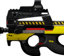 Radioactive P90TR SOPMOD