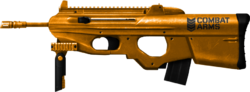 O.J.B. F2000 Tactical High Resolution