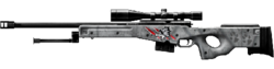 L115A2 Arctic Wolf High Resolution