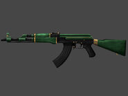 First Green AK-47