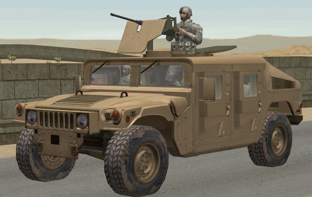 HMMWV | Combat Mission Wiki | FANDOM powered by Wikia