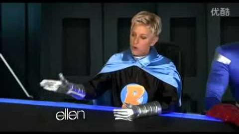 MARVEL COMICS: Marvel Cinematic Universe Ellen joins the Avengers
