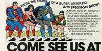 DC COMICS: Super Friends (Sea World)