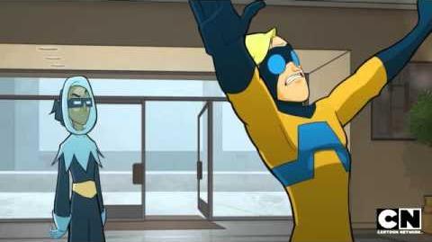 Animal Man - Animal Priorities DC Nation Cartoon Network