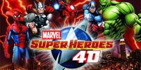 MARVEL COMICS: Marvel Super Heroes 4D
