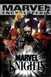 Marvel Knights Who's Who