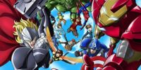 MARVEL COMICS: Marvel Disk Wars: The Avengers