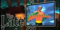 DC COMICS: Aquaman (The Late Late Show)