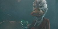 MARVEL COMICS: Marvel Cinematic Universe bio Howard the Duck