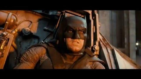 DC COMICS: DC Cinematic Universe (Batman vs. Superman: Dawn Of Justice)