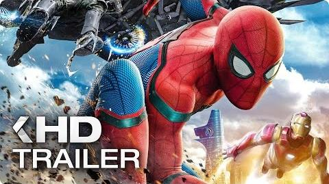 SPIDER-MAN Homecoming ALL Trailer & Clips (2017)-0