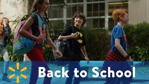 Own the School Year Like a Hero Back to School with Walmart