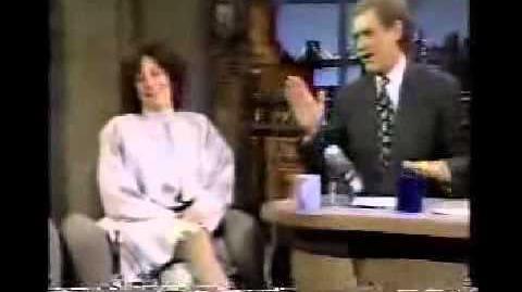1993 CBS first week - Debra Winger
