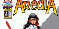 OTHER COMIC BOOKS: Warrior Nun Areala