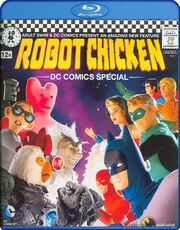 Robot chicken dvd