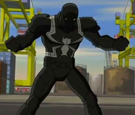 MARVEL COMICS: Ultimate Spider-Man bio Flash Thompson (Agent Venom ...