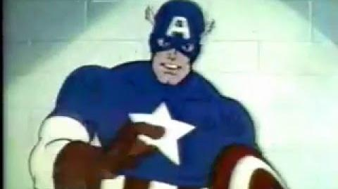 Captain America on saving energy (1980)-0