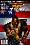 Mr. T and the T Force issue 4